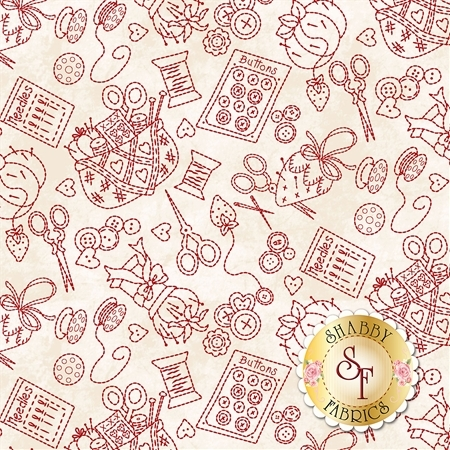 The Little Things 9100-ER by Maywood Studio Fabrics