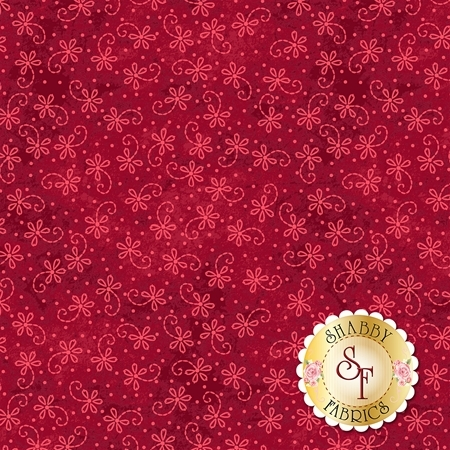 The Little Things 9102-R by Maywood Studio Fabrics