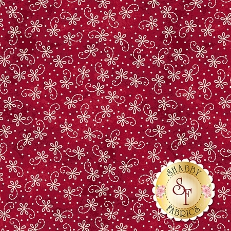 The Little Things 9102-RE by Maywood Studio Fabrics