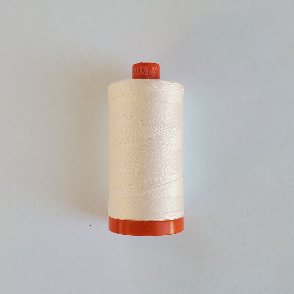 Mako Cotton Thread -  Muslin - 1422yds | Shabby Fabrics