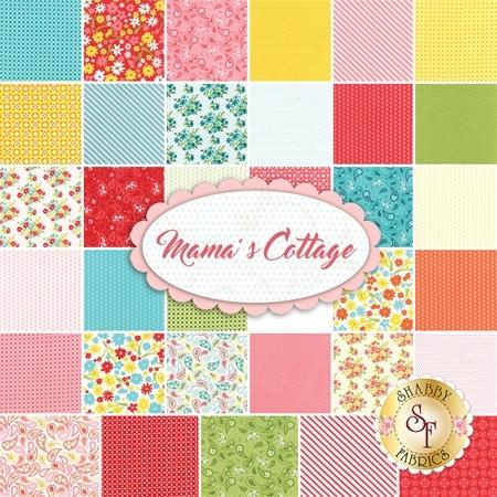 Mama's Cottage  35 FQ Set by Moda Fabrics