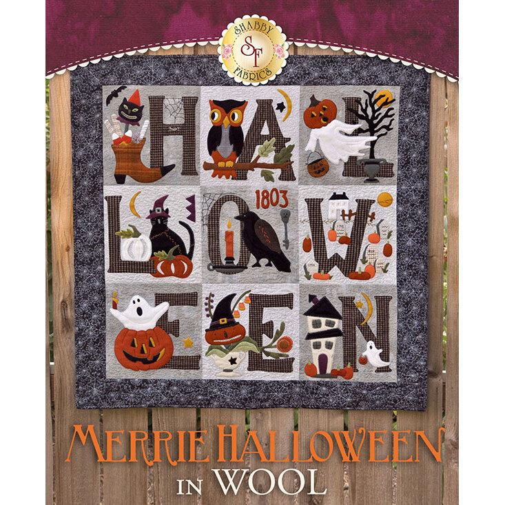 Merrie Halloween Kit - in WOOL