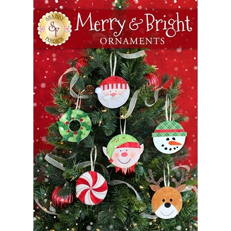 Merry & Bright Ornaments Pattern