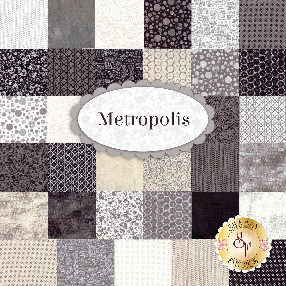 Metropolis  Yardage by Moda Fabrics