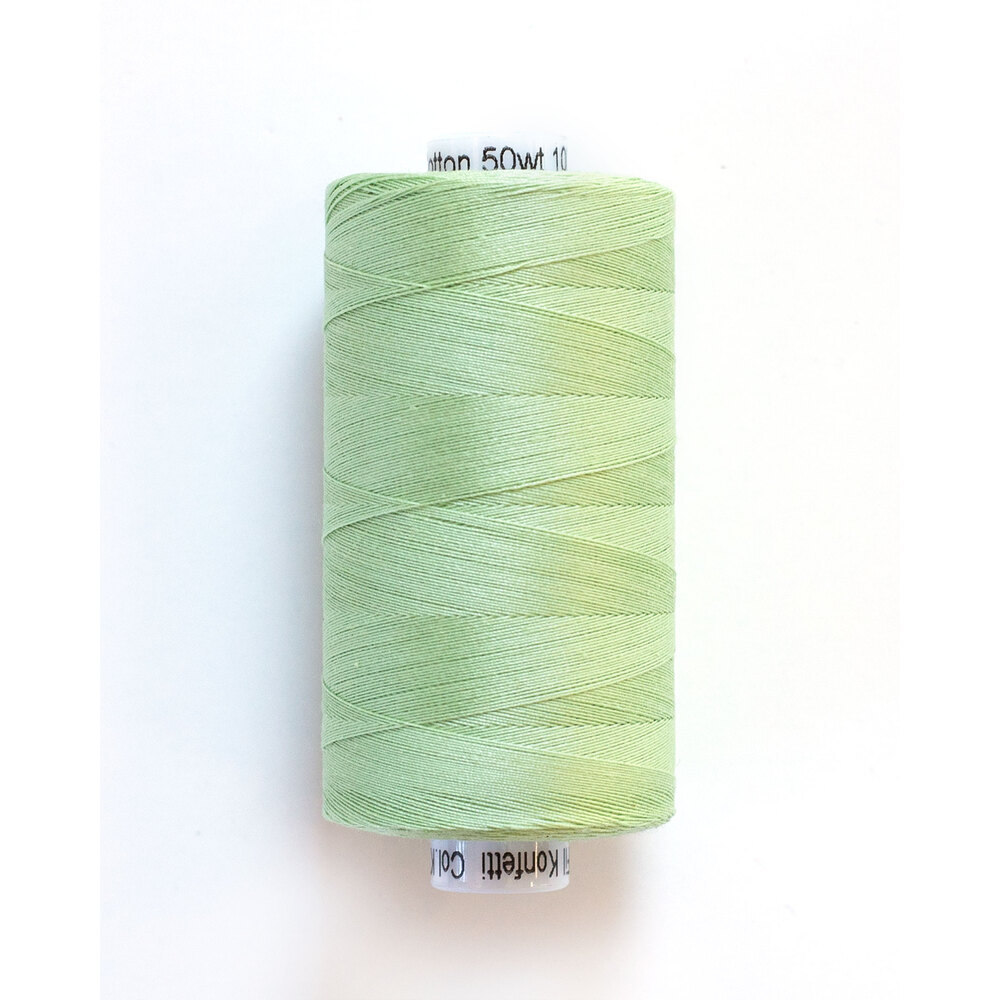 Spool of Konfetti Thread KT706 Mint Green | Shabby Fabrics