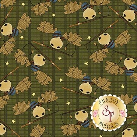 Moose Lake 5091-44 by Cheryl Haynes for Benartex Fabrics