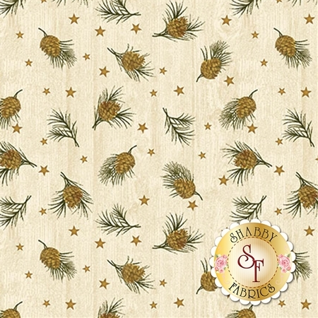 Moose Lake 5093-70 by Cheryl Haynes for Benartex Fabrics