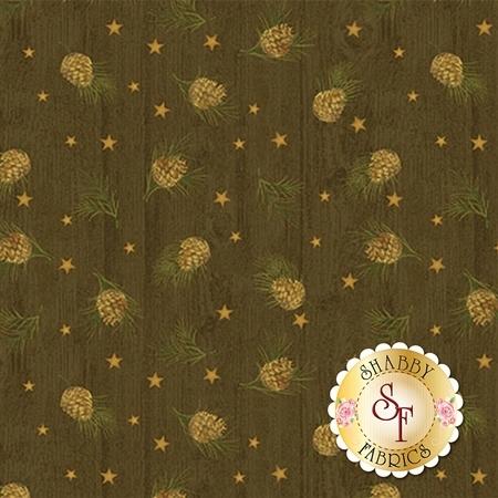 Moose Lake 5093-77 by Cheryl Haynes for Benartex Fabrics