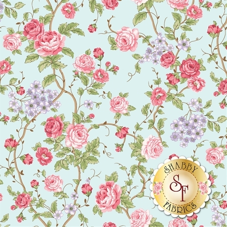Morning in the Garden 2196-11 by Henry Glass Fabrics