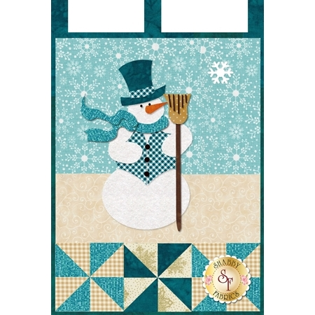 Little Blessings - Mr. Snowman Laser-Cut Kit