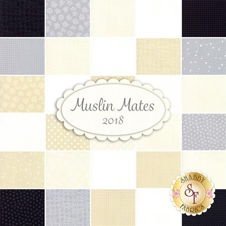 Muslin Mates 2018  Yardage by Moda Fabrics