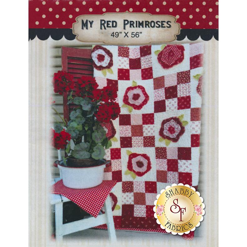 My Red Primroses Pattern