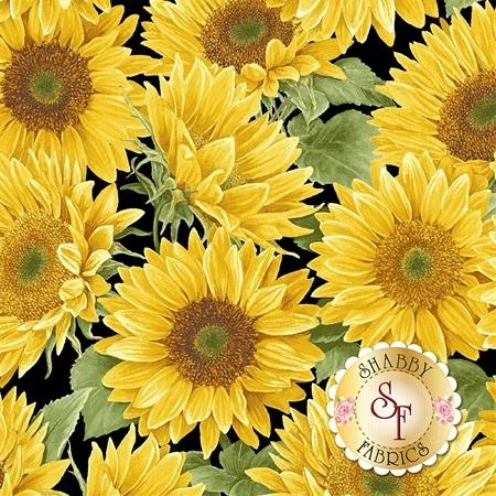 My Sunflower Garden 1378-94 by Henry Glass Fabrics