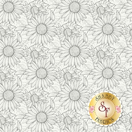 My Sunflower Garden 1386-9 by Henry Glass Fabrics
