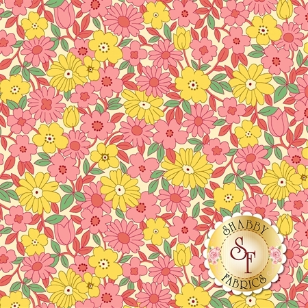Nana Mae II 6922-22 by Henry Glass Fabrics REM
