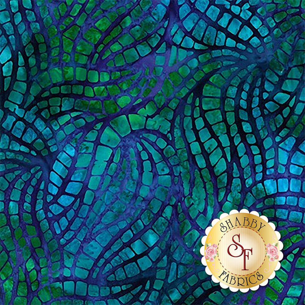 Artisan Batiks: Natural Formations 3 18717-370 Pool by Robert Kaufman Fabrics