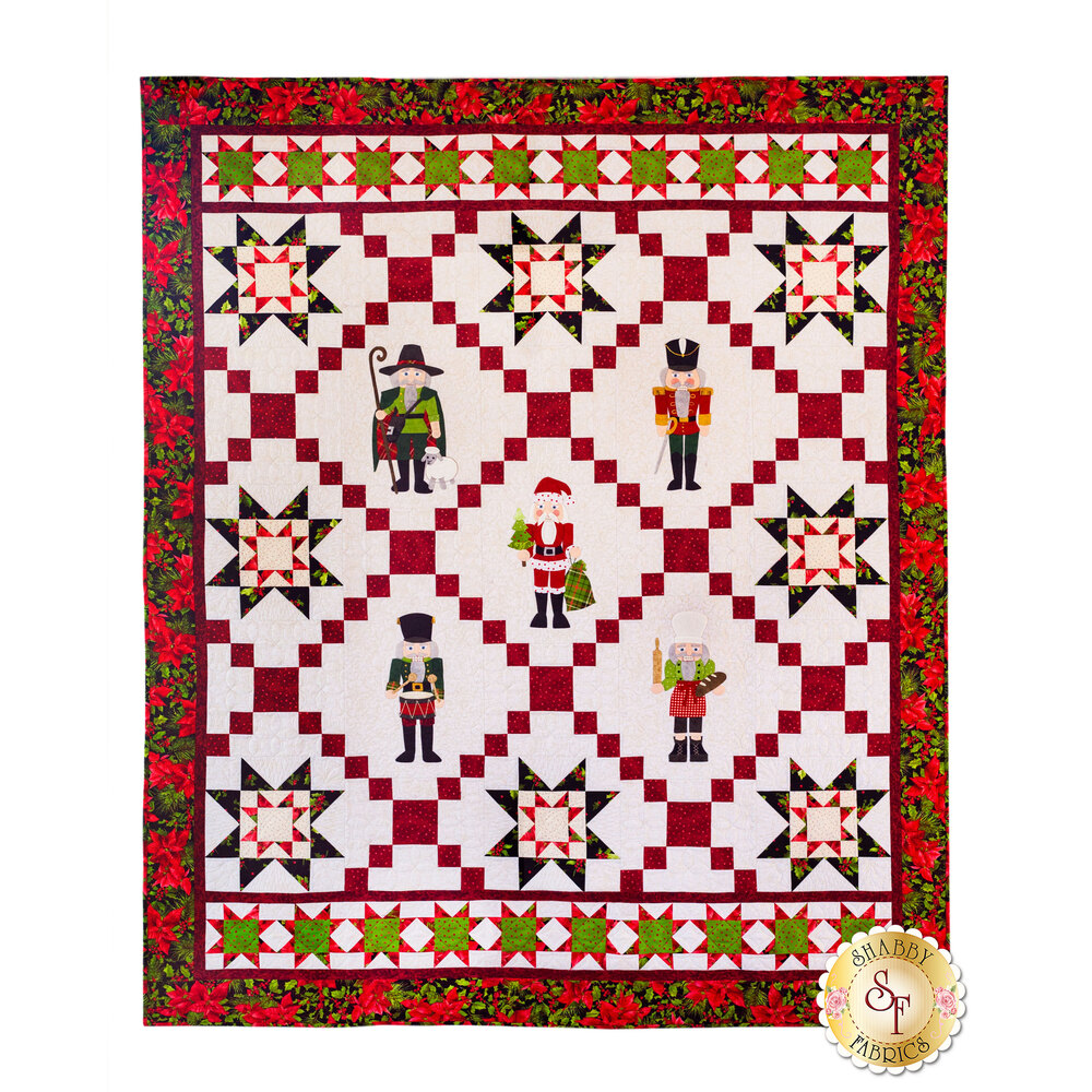 A Nutcracker Suite Quilt Pattern