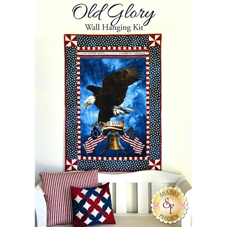 Old Glory Wall Hanging Kit