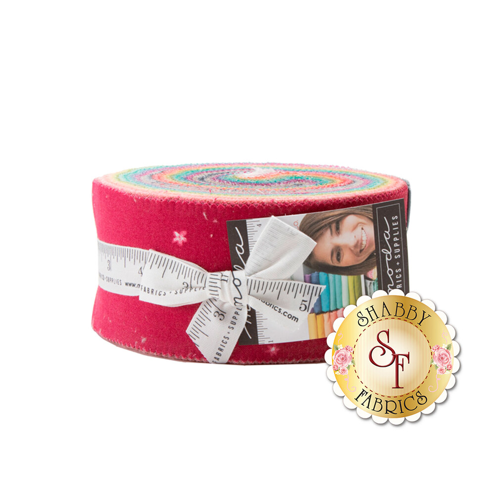 Ombre Bloom  Jelly Roll by Moda Fabrics | Shabby Fabrics