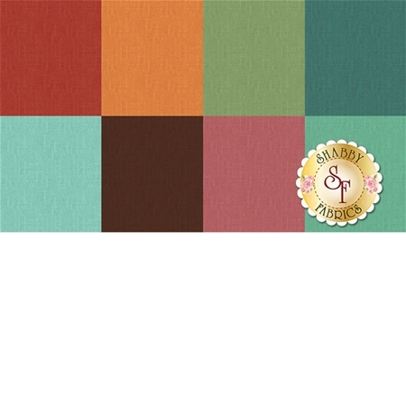 All A Twitter P4394-635-Fundamentals Panel by Hoffman Fabrics