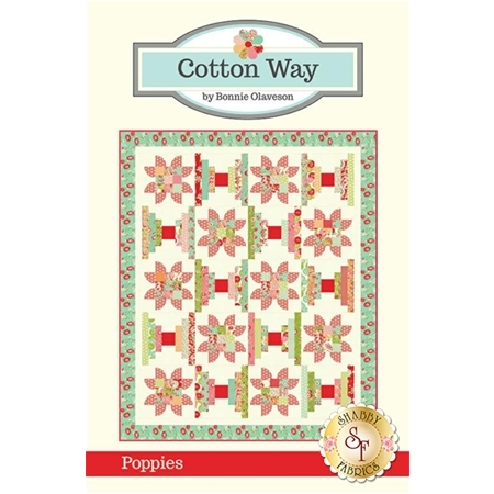 Poppies Quilt Pattern