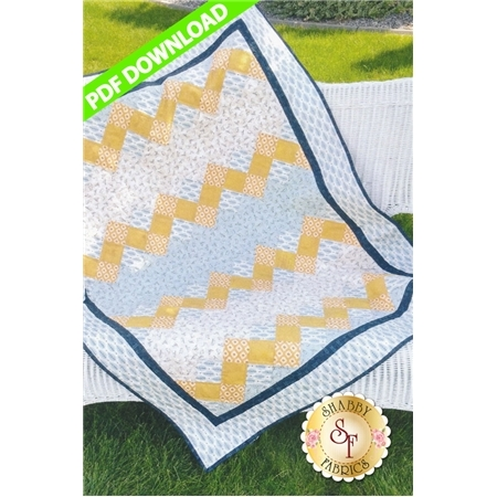 Peaks and Valleys Pattern - PDF Download