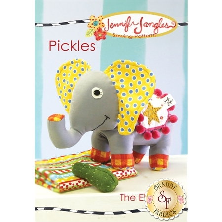 Pickles the Elephant Pattern