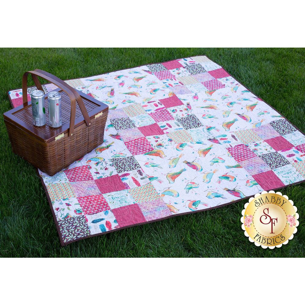 Picnic Quilt Kit