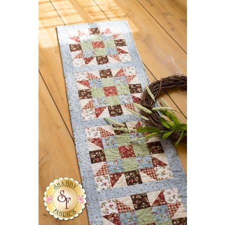 Sister's Choice Table Runner Pre-Cut Kit - Pioneer Spirit