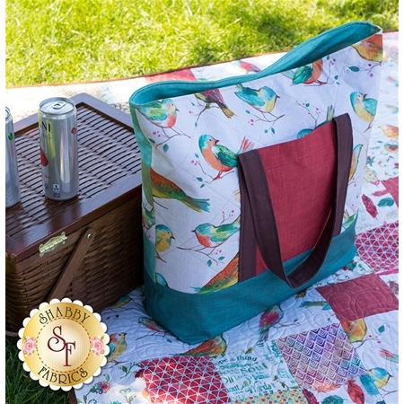 Picnic Tote - Solid Kit