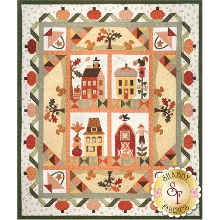 Pumpkin Patch Lane Pattern Set
