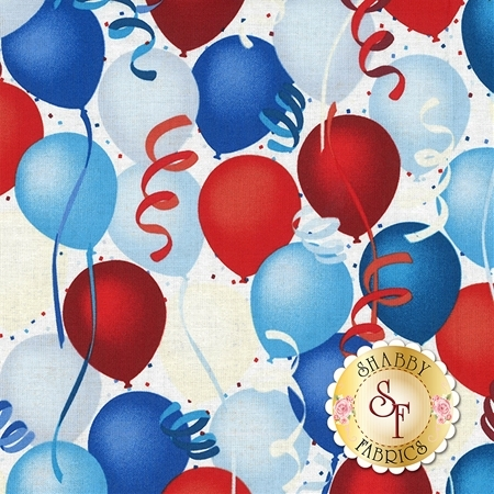 Celebrate Good Times Q4400-209-PATRIOTIC by Hoffman Fabrics