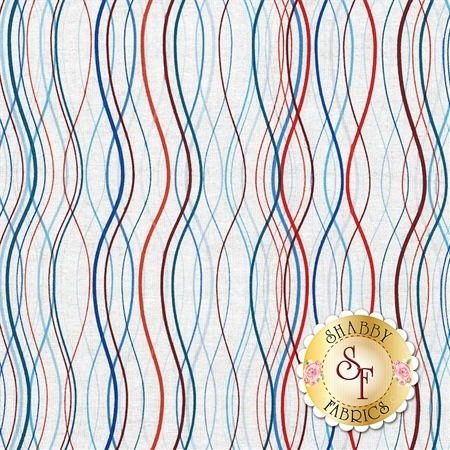 Celebrate Good Times Q4403-209-PATRIOTIC by Hoffman Fabrics