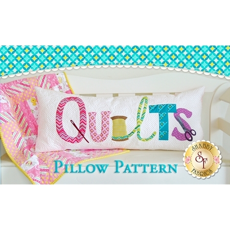 Quilts Pillow Pattern