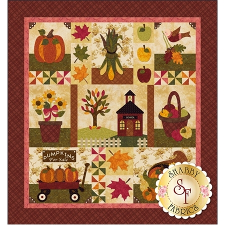 Blessings Of Autumn 2nd Harvest Pattern