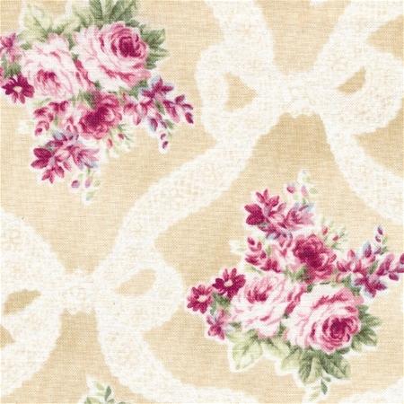 RURU Bouquet RU2200-13A By Quilt Gate Fabrics REM B