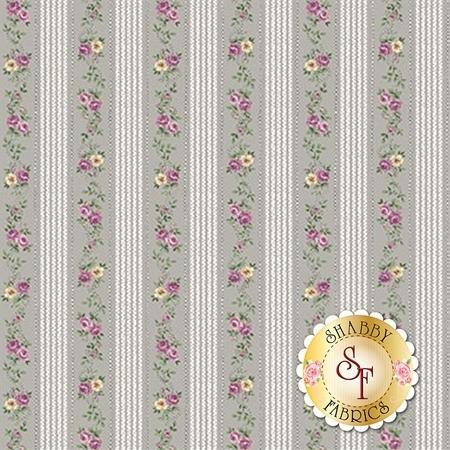 Ruru Bouquet Sweet Rose RU2330-16E by Quilt Gate Fabrics
