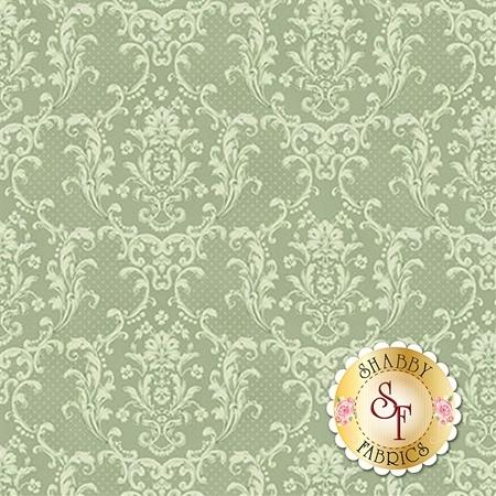 Ruru Bouquet Sweet Rose RU2330-17C by Quilt Gate Fabrics