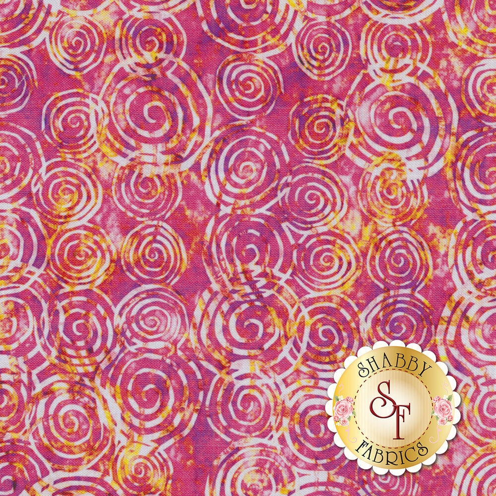 Radiance 27099-P Pink by Quilting Treasures Fabrics available at Shabby Fabrics