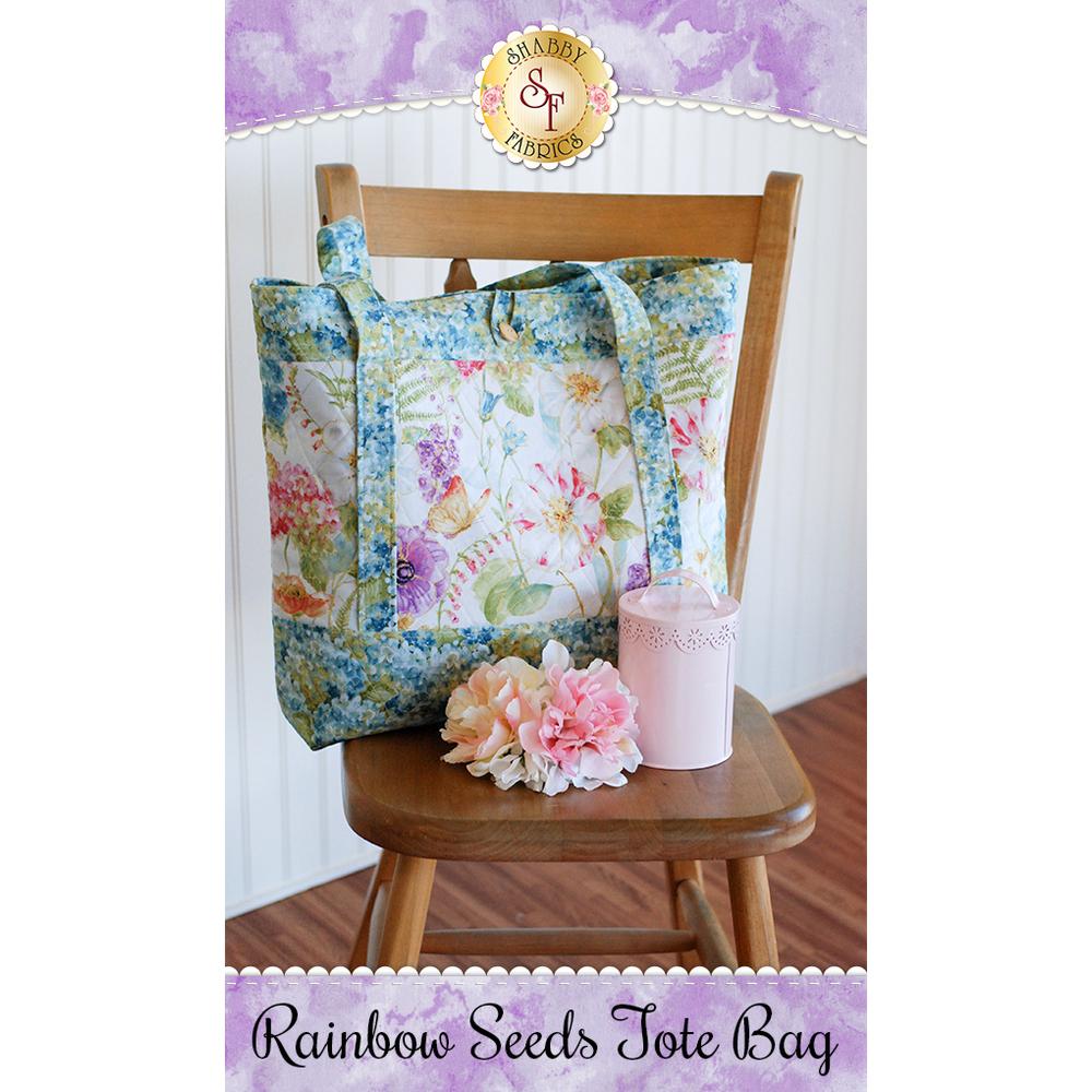 Rainbow Seeds Tote Bag Kit - RESERVE
