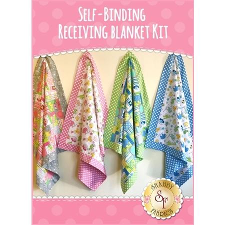 Self-Binding Receiving Blanket Kit -  Video Project