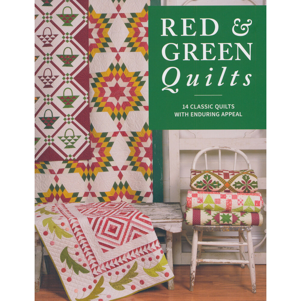 Red & Green Quilts Book