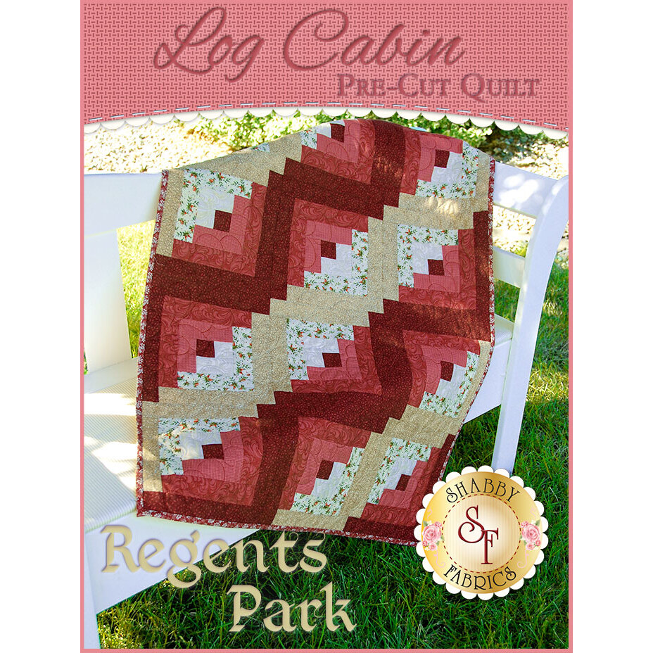Log Cabin Pre-Cut Kit - Regent's Park