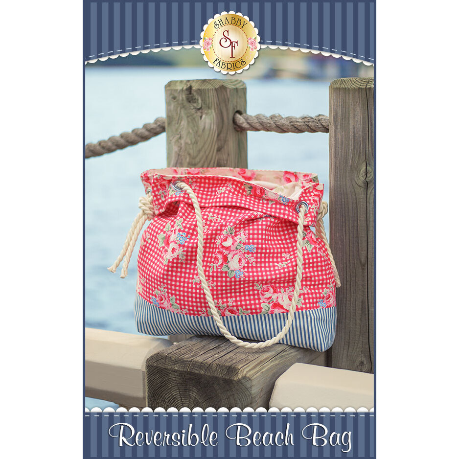 Reversible Beach Bag Kit