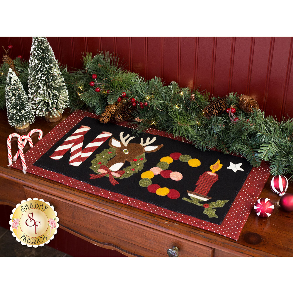 Ruddy's Noel Runner Kit - In Wool