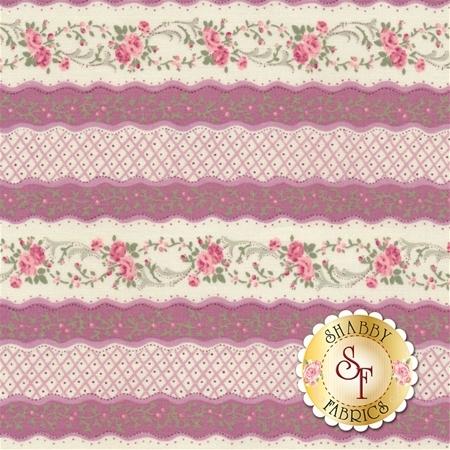Ruru Bouquet Classic RU2290Y-13D by Quilt Gate Fabrics