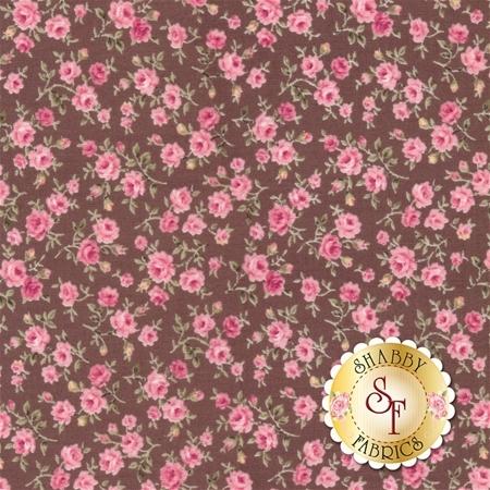 Ruru Bouquet Classic RU2290Y-14E by Quilt Gate Fabrics- REM
