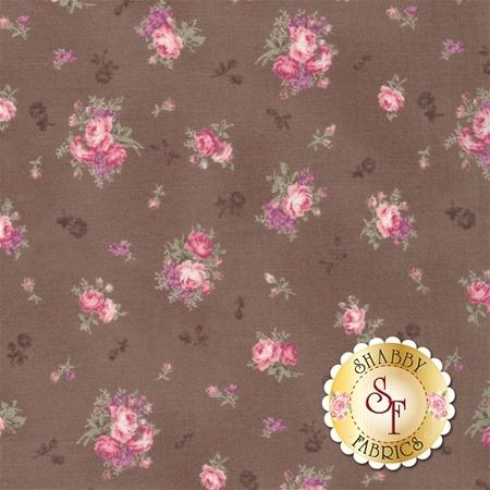 Ruru Bouquet Classic RU2290Y-15E by Quilt Gate Fabrics