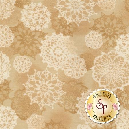 Ruru Bouquet Classic RU2290Y-16A by Quilt Gate Fabrics