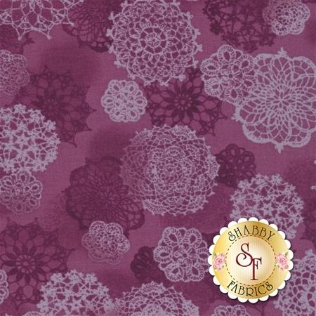 Ruru Bouquet Classic RU2290Y-16D by Quilt Gate Fabrics